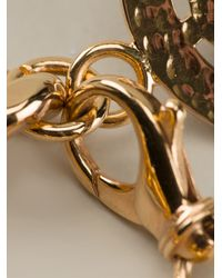 Shourouk - Metallic Booba Bracelet - Lyst