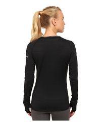 Adidas | Black Sequencials Heathered Long Sleeve Tee | Lyst