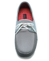 Swims Gray Sport Loafers for men