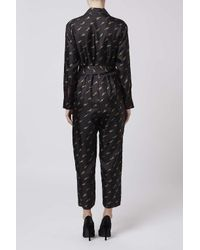 TOPSHOP | Multicolor Twinkle Twill Jumpsuit By Boutique | Lyst