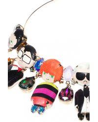 Bijoux De Famille | Multicolor Dress Me Choker Necklace | Lyst