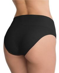 Spanx | Black Shaping Brief Panty | Lyst