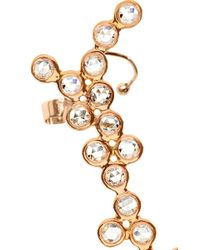 Lito - Hive Yves Pink Gold Earrings - Lyst