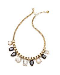 kate spade new york | Metallic Light The Lanterns Necklace | Lyst