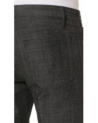 A.P.C. Petit Standard Black Jeans for men