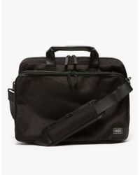 Porter | Black Hybrid 2-way Briefcase for Men | Lyst