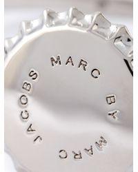 Marc By Marc Jacobs | Metallic Logo Bottle Top Bracelet | Lyst