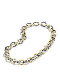David Yurman | Metallic 18.25"