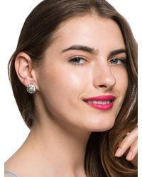 BaubleBar - Metallic Crystal Stud Set - Lyst