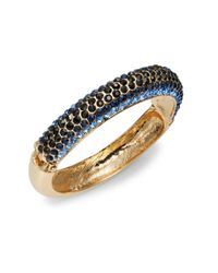 Catherine Stein | Blue Glittering Bangle Bracelet | Lyst