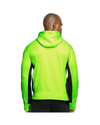 Ralph Lauren | Green Tech Fleece Hoodie for Men | Lyst