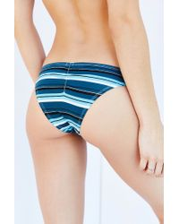 Urban Outfitters | Blue Skye Ruched Back Cheeky Hipster | Lyst