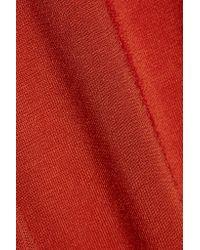 Jason Wu - - Ribbed-knit Sweater - Bright Orange - Lyst