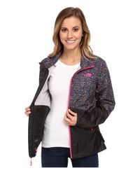 The North Face - Black Flyweight Jacket - Lyst