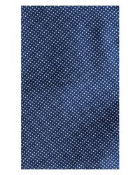 Express - Blue Microdot Print Dress Shorts for Men - Lyst