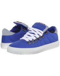 DSquared² Blue Alfredo Sneakers for men