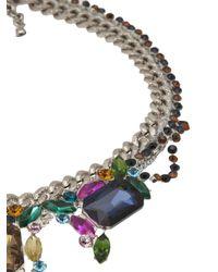 Venessa Arizaga - Brown 'sangria Sunrise' Necklace - Lyst