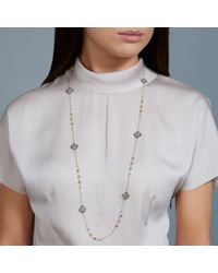 Miguel Ases | Metallic Topaz Quartz Necklace | Lyst