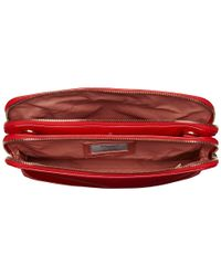 Knomo | Red Davies Leather Crossbody Bag | Lyst