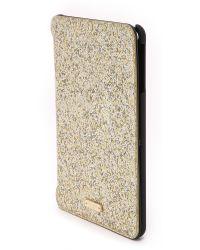 Kate Spade | Metallic Glitter Bug Ipad Mini 2/3 Folio Hardcase - Rose | Lyst