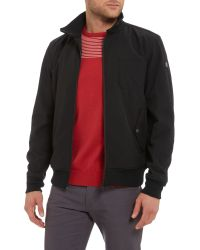 Duck and Cover | Black Deck Lightweight Harrington Jacket for Men | Lyst