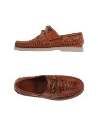 Pikolinos - Brown Moccasins for Men - Lyst