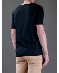 The White Briefs Black Oak Tshirt for men