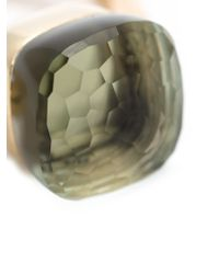 Pomellato Green Prasiolite Ring