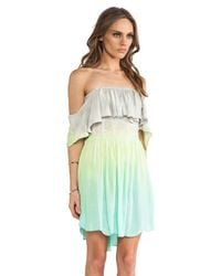 Blue Life - Multicolor The New Romance Dress - Lyst