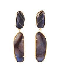 Kelly Wearstler | Brown Doheny Earring | Lyst
