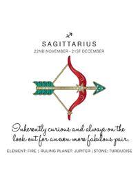 Charlotte Olympia Yellow Sagittarius Cosima
