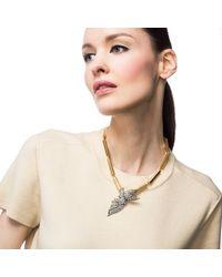 Lulu Frost - Metallic Aviary Necklace - Lyst