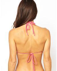 Pistol Panties - Multicolor Minnie Indian Print Bikini Set - Lyst