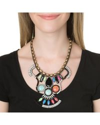 Lionette | Multicolor Frida Necklace | Lyst