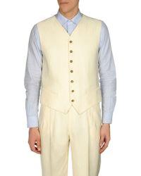 Carlo Pignatelli White Suit for men