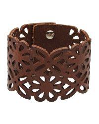 Liu Jo | Brown Bracelet | Lyst