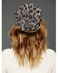 Free People Multicolor Knoxville Oversize Beanie