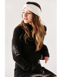 Urban Outfitters | Natural Quilted Headwrap | Lyst