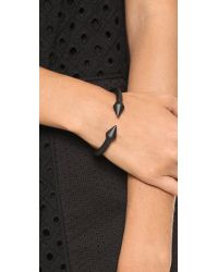 Vita Fede Titan Bracelet Matte Black