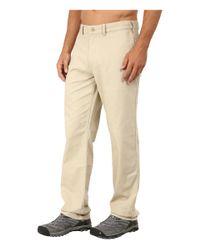 Patagonia | Natural Regular Fit Duck Pant - Short for Men | Lyst