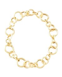 Marco Bicego | Metallic Jaipur Gold Link Necklace | Lyst