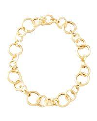 Marco Bicego | Metallic Jaipur Gold Link Necklace | Lyst
