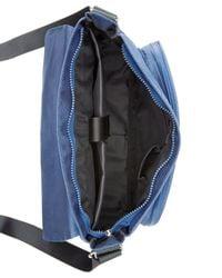 Armani Jeans | Blue Messenger Bag for Men | Lyst