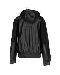 D by D - Black Jacket for Men - Lyst