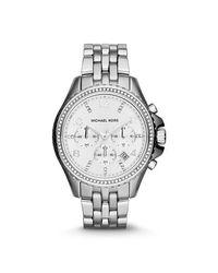 Michael Kors Metallic Mk5882 Ladies Bracelet Watch