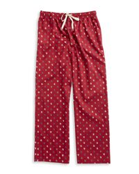 Original Penguin | Red Penguin Print Pants for Men | Lyst