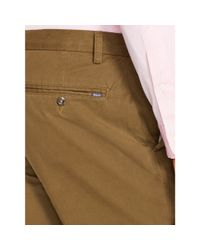 Polo Ralph Lauren - Green Classic-fit Stretch Chino for Men - Lyst