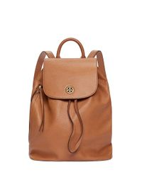 Tory Burch - Brown Brody Backpack - Lyst