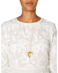 Alighieri | Metallic Gold The Odyssey Necklace | Lyst