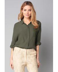 See U Soon - Green Shirt / Blouse - Lyst